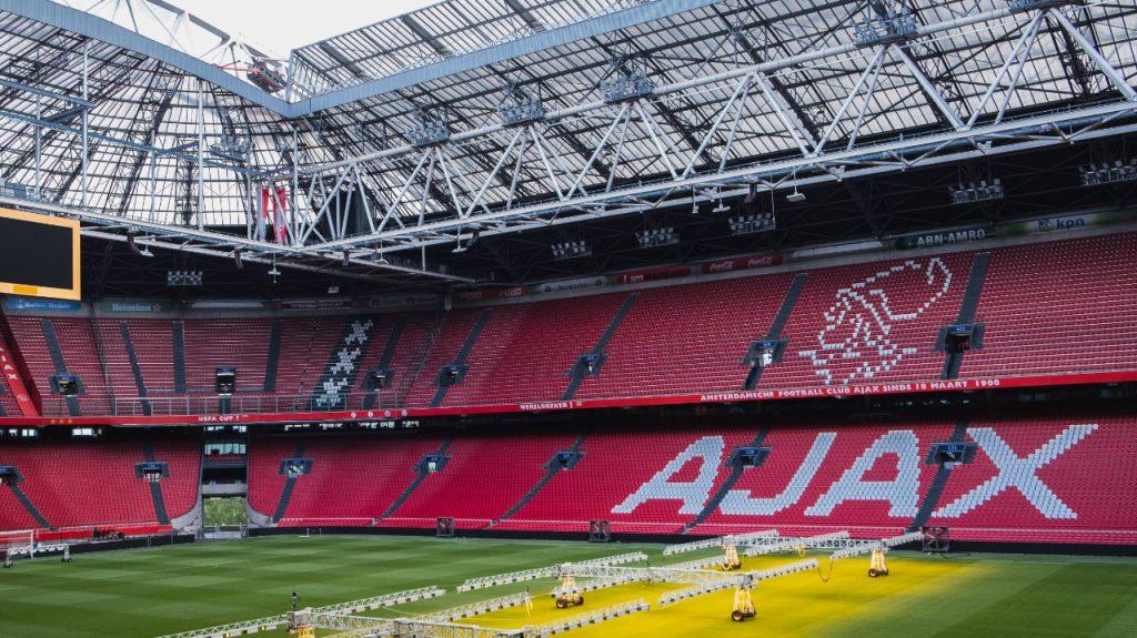 Stadion Ajax Amsterdam