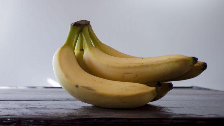 Bananen sind die Nummer 1 unter den Energiespendern