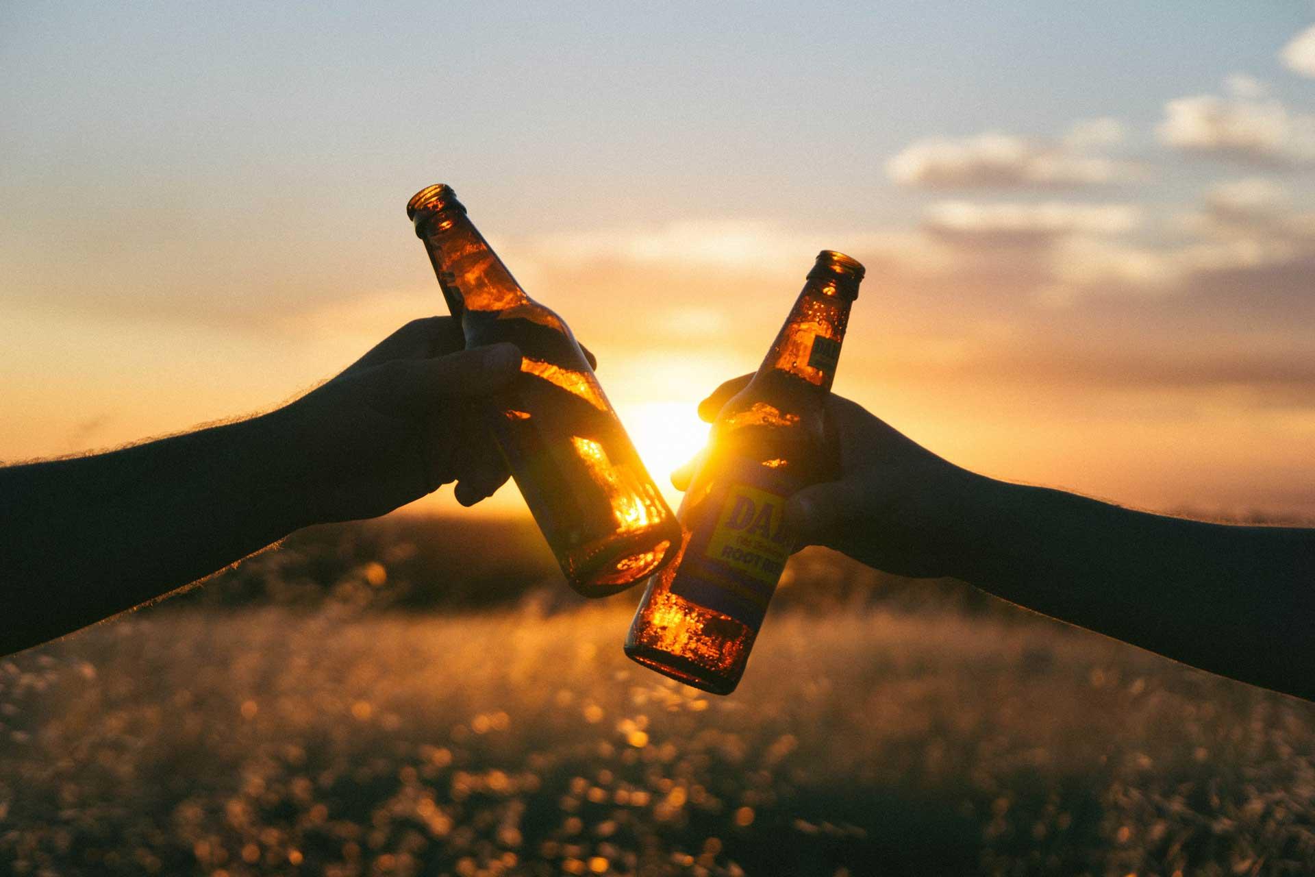 Alkohol und Muskelaufbau – geht das?